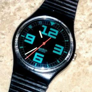 Swatch | 1987 GB115 Commander Watch